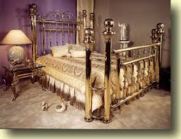 Brass Beds Of Virginia by So To Bed U0027s Luxurious Chaucer Bedstead Is A Grand Imposing