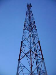 Nyakrom eTouch Cell Phone Tower Vodaphone