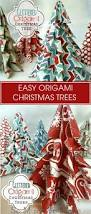 Christmas Tree Books Pinterest by 25 Best Origami Christmas Tree Ideas On Pinterest Paper