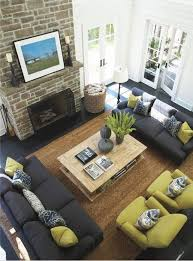 Arrange For Face To Face Conversation Living Room Furniture Layout
