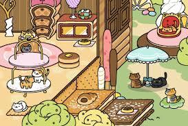 Sweets Garden Neko Atsume