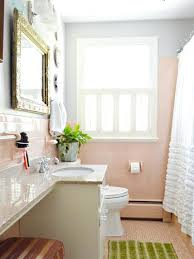 Pink Tiles For Bathroom Photo By Young House Love Texture