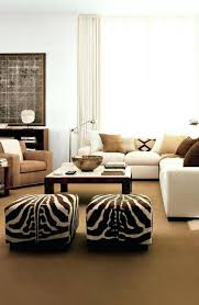 Animal Print Room Decor by Leopard Print Rug Living Room Home Design