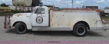 1954 Chevrolet 6400 Fire Truck | Item I8995 | SOLD! October ... 1954 Chevygmc Pickup Truck Brothers Classic Parts Chevrolet 3100 For Sale Near Saint Louis Missouri 63144 Tirebuyercom Blog Branson Auction And Collector 1430 G Maxwell Flickr Stock 020664 Columbus Oh Crown Concepts Llc 5window F93 Kissimmee 2017 One Of A Kind Eye Catching Star Cars Agency Lowrider Chevy Trucks Luxury Nice Amazing Other