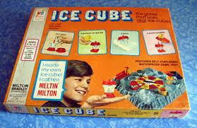 1972 Milton Bradley Ice Cube Game