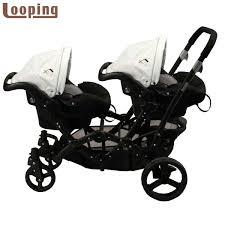 siege auto jumeaux looping poussette mambo pour 2 bébés de la naissance à 36 mois