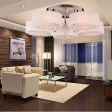 mode acryl led deckenleuchte moderne kurze wohnzimmer licht schlafzimmer le restaurant küche len runde le