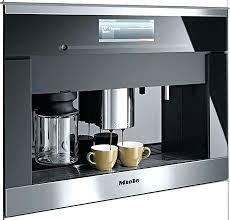 Miele Coffee Machine Review Plumbed