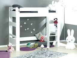lit mezzanine bureau blanc lit mezzanine duplex gallery of lit mezzanine enfant x en bois