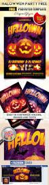 Free Cute Halloween Flyer Templates by 70 Best Free Flyer Psd Templates Designmaz