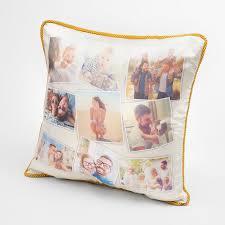 coussin avec photo personnalise coussin en soie personnalisé coussin en soie photo