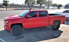 100 Best Crew Cab Truck Chevy New Colorado Short Box Red With Offer Price At