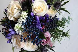Wedding Flowers Winter