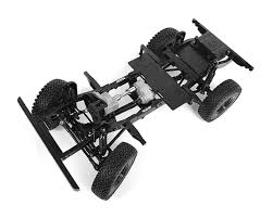 100 Truck Chassis RC4WD Gelande II Scale Kit No Body RC4ZK0060
