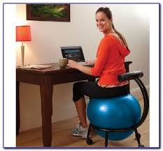 gaiam balance ball chair replacement ball chairs home design