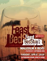 Bed Stuy Beer Works by Feast Bedstuy Crawl To Highlight Rebirth Of Malcolm X Blvd April 5