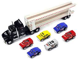 Cheap Semi Truck And Trailer, Find Semi Truck And Trailer Deals On ... Best Of Extreme Custom Toy Trucks All About Vintage Marx Sears Allstate Toy Semi Truck And Trailer Pressed Steel Wwe 164 Scale Diecast Undtaker Semitruck Toys Games The Images Collection Of Yrhyoutubecom Scale Rhscalefabcom Amazoncom Large Big Rig Long Freightliner Haul Trucker Newray Ca Inc Mis Camiones Dcp Trucks Pinterest Rigs Transportation Stress Balls Cars More Qlp Vehicles Kohls Red White Flames Peterbilt Farm Ebay Rhpinterestcom Dcp