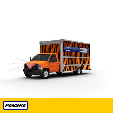 This Penske Truck Really