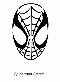 Superman Pumpkin Stencil Printable by Spiderman Clipart Suggestions For Spiderman Clipart Download