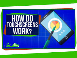 How Do Touchscreens Work