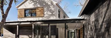 100 Architects Wings Lakefront Austin Home By Aamodt Plumb Is Split