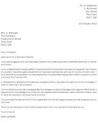 Cover Letter Teacher Assistant Teaching Primary School How To Write An