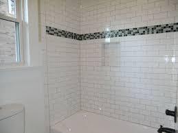 tub and shower tile ideas beige ceramic tiled wall white