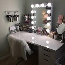 Makeup Vanity Table With Lights Ikea by Bathroom Vanities Magnificent Makeup Vanity Mirror Bathroom With