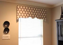 Kitchen Curtain Ideas Diy by Diy Box Valence Hilary Asked Me What The Difference Between A