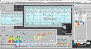 Tiled Map Editor Unity by Screenshot Of My Upcoming 2d Level Editor It Supports Tilemaps