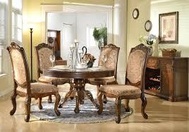 Dining Room Set Up Formal Round Sets Table Coaster