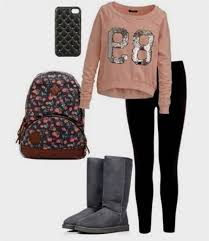 Winter Clothes For Teenage Girls 2018 2019
