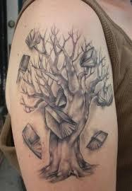 Tree Of Wisdom Tattoo
