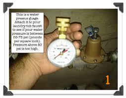 Water Pressure Regulator Valve Leaking pressure reducing valve