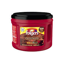 Folgers Coffee Flavors Coffeehouse Blend Keurig Instant