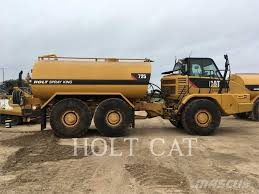 100 Water Trucks For Sale Caterpillar 725 For Sale San Antonio TX Price US 357000 Year