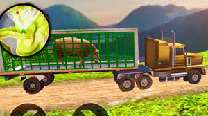 Offroad Farm Animal Truck Driving Game 2018 #3 (by Frenzy Games ...