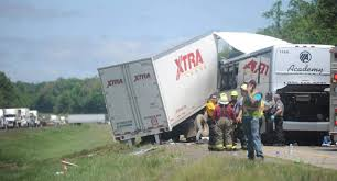 Truck Driver Says He Blacked Out Before Fatal Tour Bus Crash On I ...