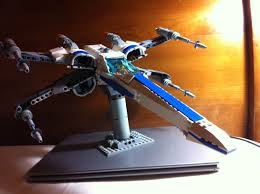 Lego X Wing Stand by Couldn U0027t Wait For The Official Lego Resistance X Wing So I Made