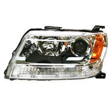 driver side replacement headlight lens housing replace sz2518104