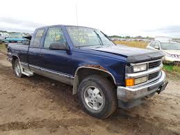 100 1995 Chevy Truck CHEVY 1500 Kendale Parts