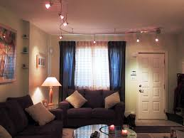 living room track lighting living room fixtures led for rooms