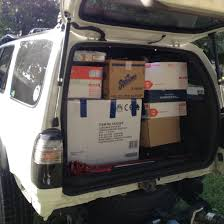 Hauling U-Haul 6x12 Trailer - Toyota 4Runner Forum - Largest 4Runner ...