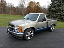 100 1998 Chevy Truck For Sale Chevrolet Silverado For ClassicCarscom CC1159984