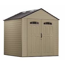 8x8 Rubbermaid Shed Home Depot by Rubbermaid Storage Sheds Picture Pixelmari Com