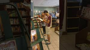 Barnes & Noble Scavenger Hunt TLC Orlando - YouTube Bookgeekcfessions This Is My Favorite Bni Miss New York Bn Colonial Orlando On Twitter Celebrate Star Wars Barnes Noble To Leave Dtown Retail Barnes And Noble Store Fronts Ltimehborbarnesandnoble Online Bookstore Books Nook Ebooks Music Movies Toys Goods Services News Weekly Favorite Ebook Reader Accessory Stand Storm In Along With Newark News Newslocker Johnnie Kitchen Kathleen M Rodgers Distribution Center Sells For 83 Million Real Atlanta Ga The Peach Space For Lease Shopping Christina Farley Author