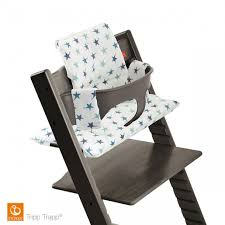 chaise b b stokke chaise bb stokke cool steps transat stokke blue cushioned with