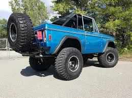 100 1977 Ford Truck Parts This 500HP Bronco Is A Serious Performer Scom