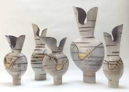 Juliet A Gorman Smoke-fired Ceramics