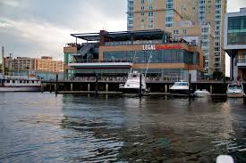 Harborside Grill And Patio by Sail Away 7 Dock And Dine Restaurants In New England
